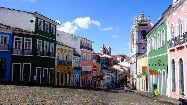 Thé Vert Parfumé Soleil de Bahia