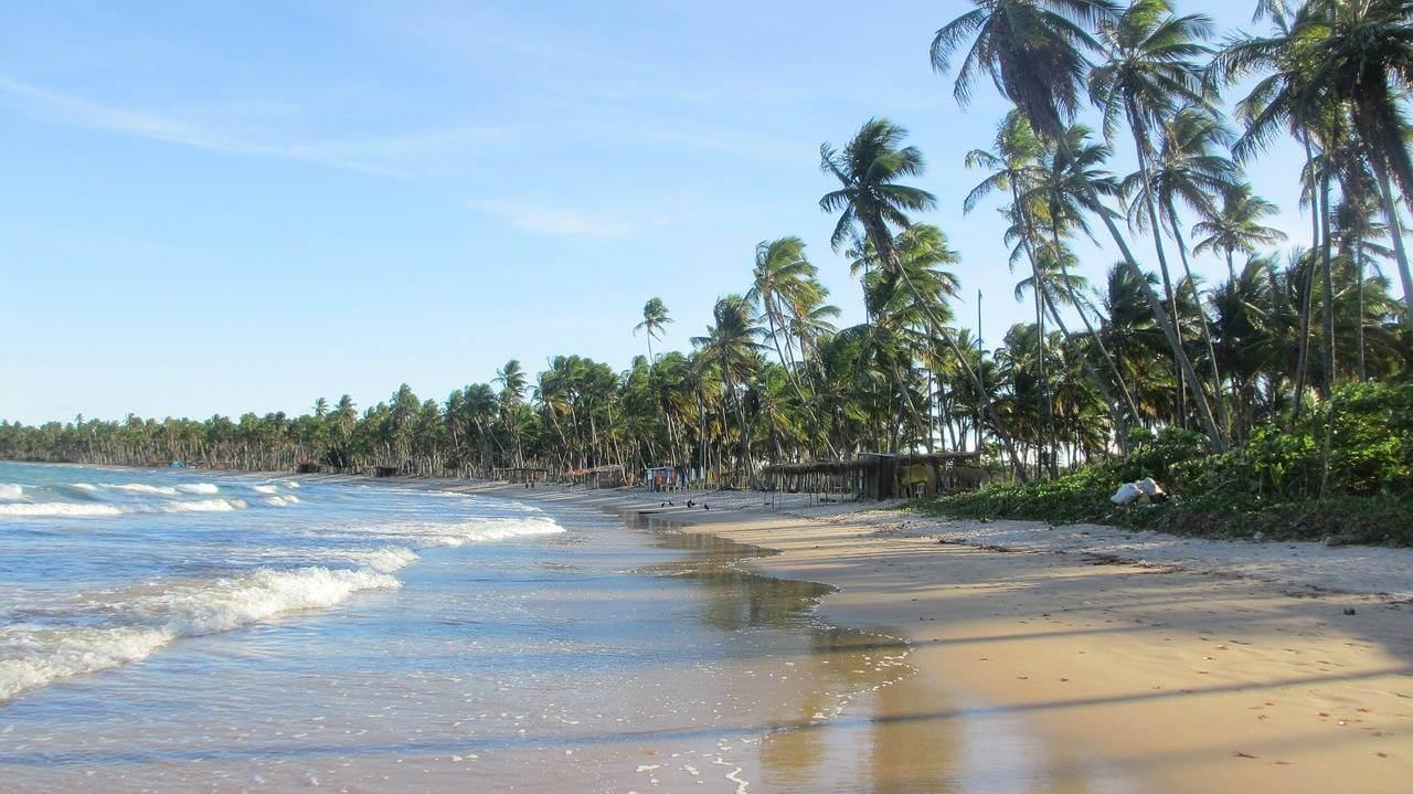 Découvrir les plages de Bahia, Blog voyage au Brésil à Bahia