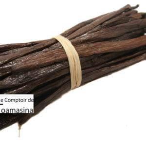 Achat d'extrait de vanille de Madagascar