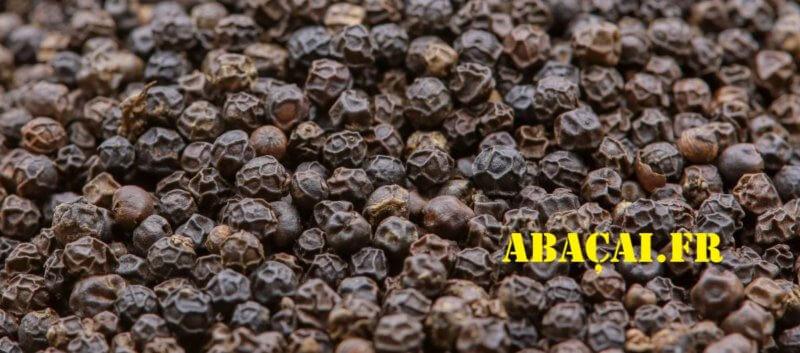 Poivre noir de Madagascar au kilo