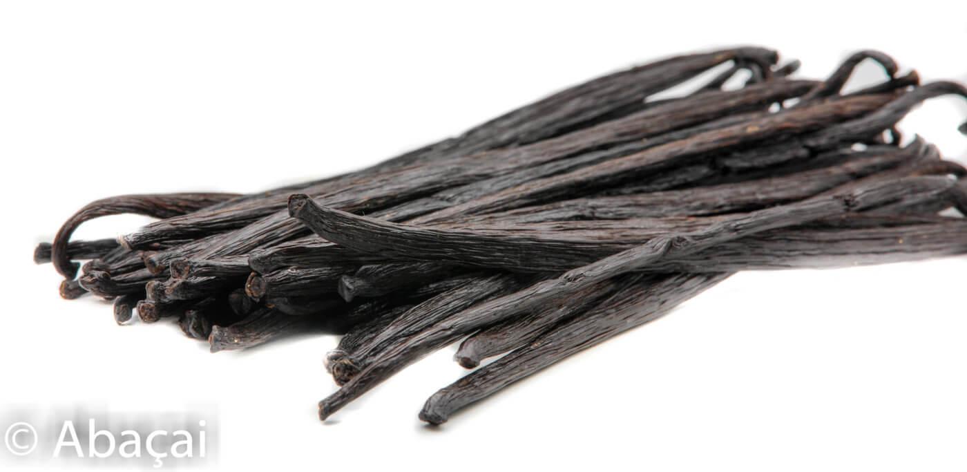 Vanille de Papouasie Nouvelle Guinée en gousses variété planifolia et Tahitensis
