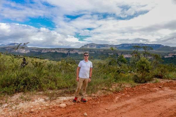Importateur et exportateur de gousses de vanille, Arnaud Vanille va chez son producteur Davi Vanille à Bahia