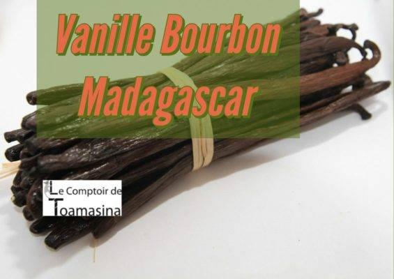 Acheter les gousses de vanille gold de Madagascar