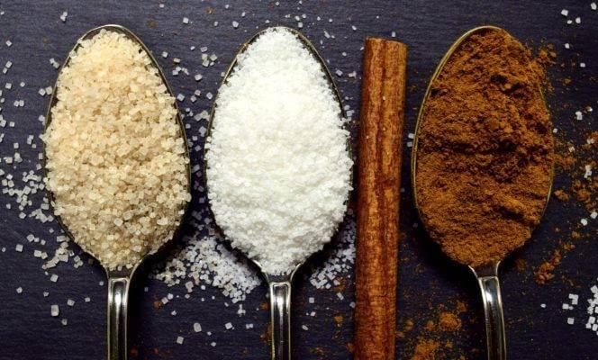 Le sucre dans le rhum parfumé