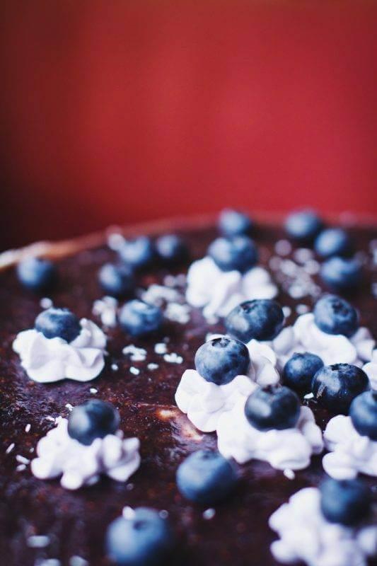 Cheesecake de l'été