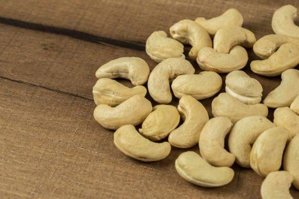 Le Cajou, la noix du Brésil