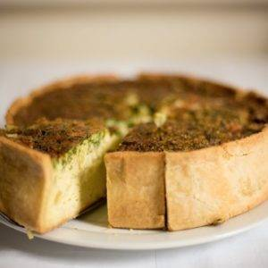 Quiche-courgettes-et-thon-au-curry-doux
