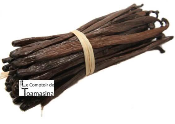 bâton de vanlle de Madagascar