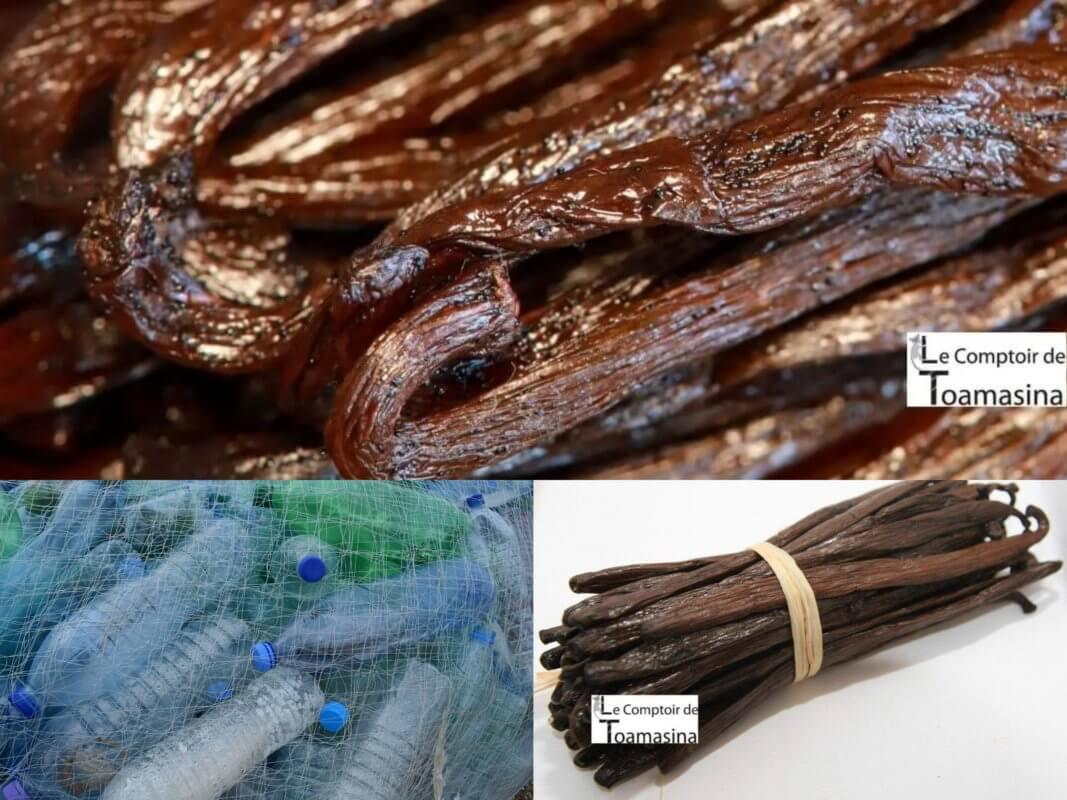 Les bactéries transforment le plastique en un produit qui a le goût et l'odeur de la vanille